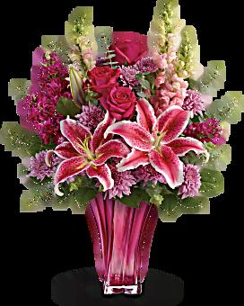 Teleflora's Bold Elegance Bouquet Bouquet