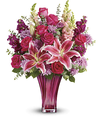 Bold Elegance Bouquet Flowers