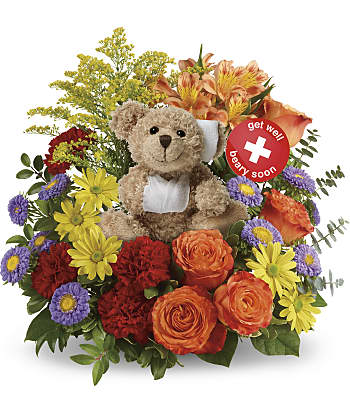 Get Better Bouquet by Teleflora Flowers
