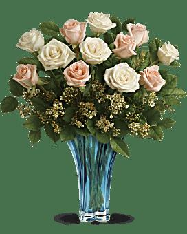 Teleflora's Ocean Of Roses Bouquet Bouquet