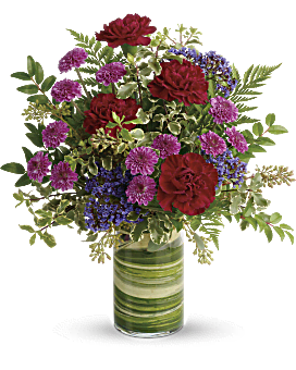 Bouquet Amour vivide de Teleflora