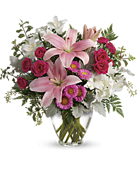 Rougissent les précipitations bouquet bouquet