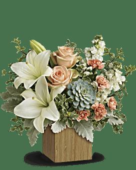 Teleflora`s Desert Sunrise Bouquet Bouquet