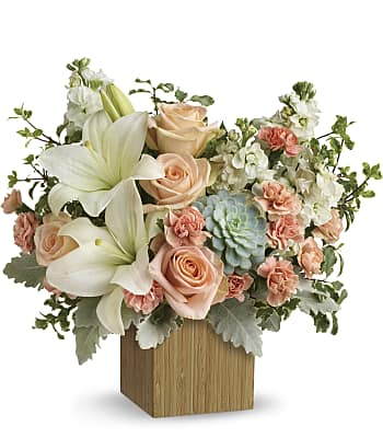 Teleflora's Desert Sunrise Bouquet Flowers