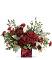 Rich In Love Bouquet by Teleflora Flowers