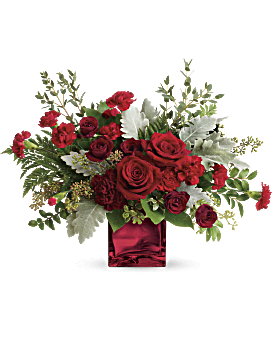 Riches dans le bouquet d'amour par Teleflora Bouquet