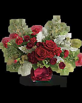 Riches dans l'amour bouquet par Teleflora bouquet