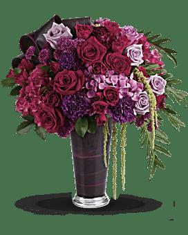 Élégance de cascade bouquet