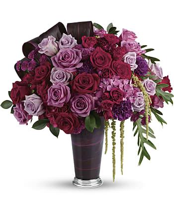 Cascading Elegance Bouquet Flowers