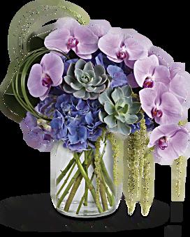 Élégance exquise bouquet