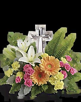 Teleflora's Precious Petals Bouquet Flower Arrangement