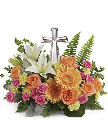 Teleflora's Precious Petals Bouquet Flowers