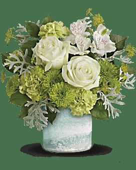 Teleflora's Seaside Roses Bouquet Bouquet