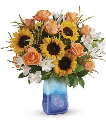 Sunflower Beauty Bouquet Flowers