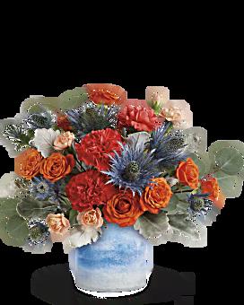 Hors Concours Chic Bouquet De De Teleflora