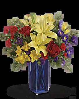 Mention De De Teleflora Bouquet