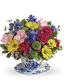 Teleflora's Dutch Garden Bouquet Bouquet