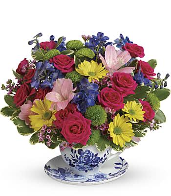 Teleflora's Dutch Garden Bouquet Flowers