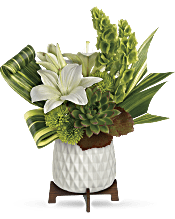 Teleflora's Artistic Angles Bouquet Flowers