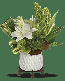 Teleflora's Artistic Angles Bouquet Bouquet