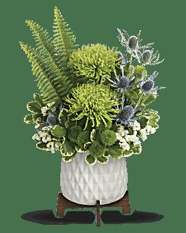 Rapport bouquet de modèle de de Teleflora