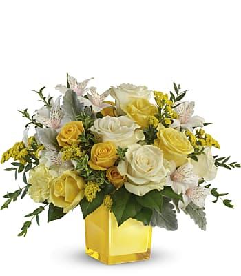 Teleflora's Sweet Sunlight Bouquet Flowers