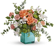 Teleflora's Sunset Splash Bouquet