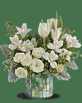 Teleflora's Divine Mosaic Bouquet Bouquet