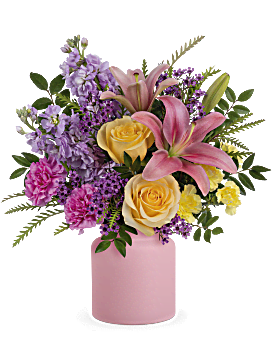 Teleflora's Cheerful Gift Bouquet Bouquet