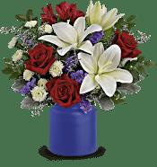 Teleflora's Rose Revelry Bouquet Flowers