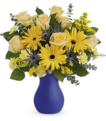 Teleflora's Glorious Morning Bouquet Flowers