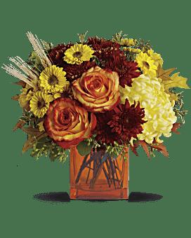 Bouquet Expression automnale de Teleflora