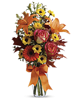 Burst of Autumn Bouquet
