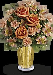 Teleflora's Southern Belle Bouquet Flowers