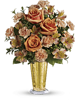 Bouquet Belle du sud de Teleflora