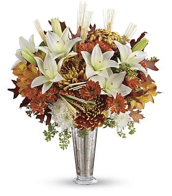 Harvest Splendor Bouquet Flowers
