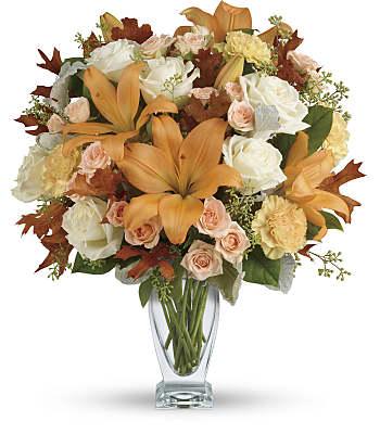 Seasonal Sophistication Bouquet Flowers