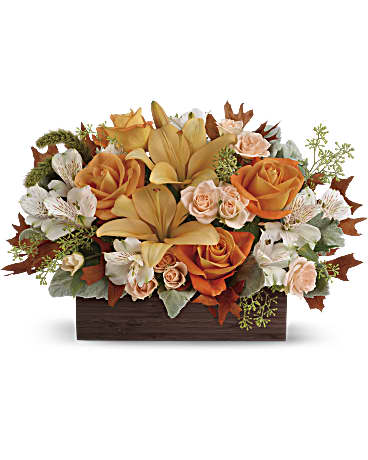 Teleflora's Fall Chic Bouquet - Teleflora on