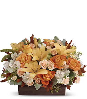 Teleflora's Fall Chic Bouquet Flowers