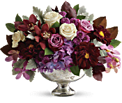 Teleflora's Beautiful Harvest Centerpiece Flowers