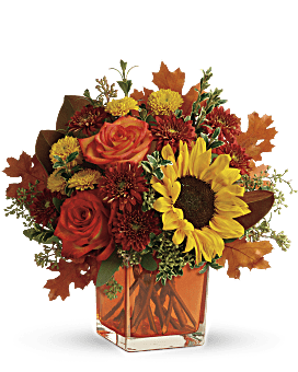 Teleflora's Hello Autumn Bouquet Bouquet