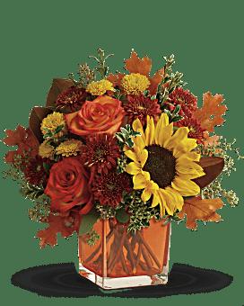 Teleflora's Hello Autumn Bouquet Bouquet