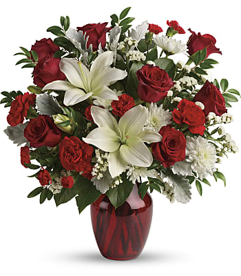 Visions Of Love Bouquet Flowers