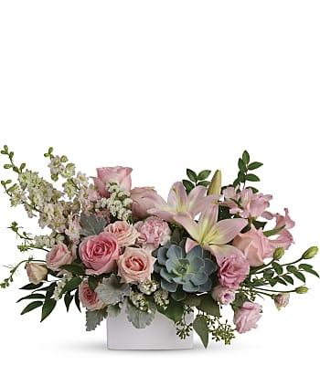 Hello Beautiful Bouquet Flowers