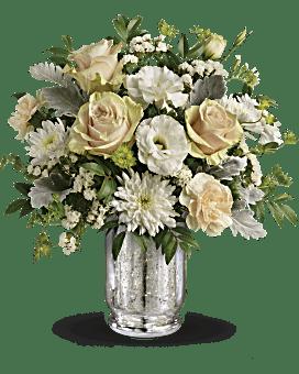 de Teleflora Lovelies sans fin bouquet