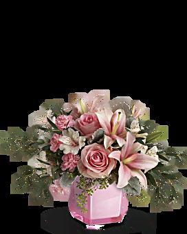 Quick View Telefloras Fabulous Flora Bouquet