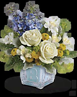 Teleflora's Welcome Little One Bouquet Bouquet
