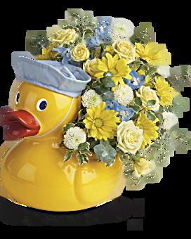 Teleflora's Lucky Ducky Bouquet  Bouquet