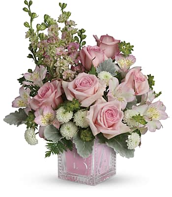 Teleflora's Bundle Of Joy Bouquet Flowers