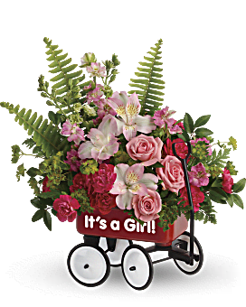 Teleflora's Welcome Beautiful Bouquet Bouquet